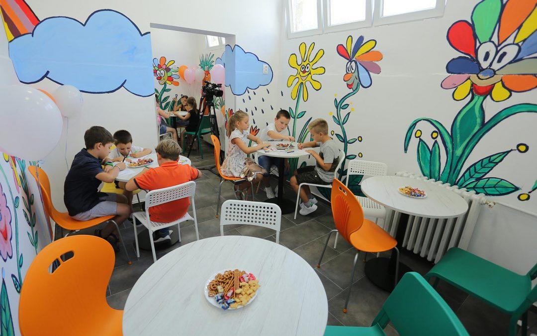 Renoviranje i opremanje školske trpezarije